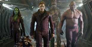 Les gardiens de la galaxie1