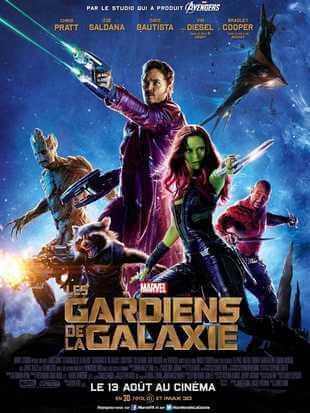 Les gardiens de la galaxie4