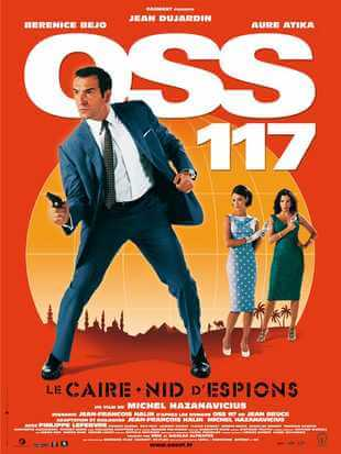 Oss 117 le caire nid d espions4